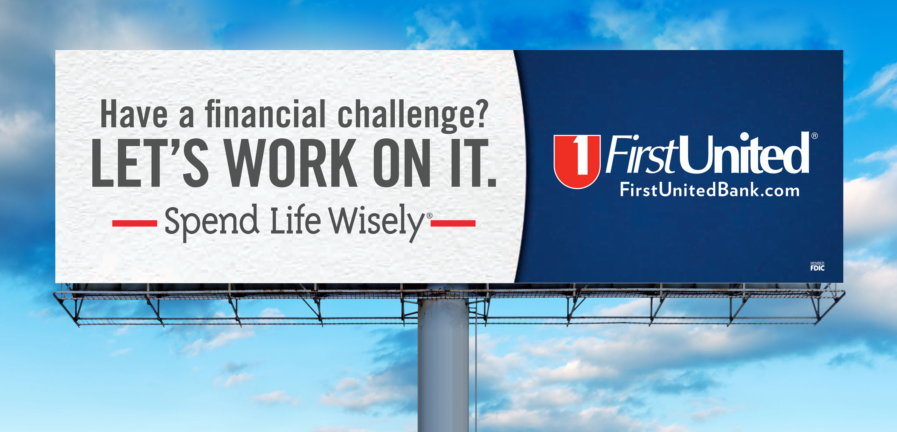 First United Bank Financial Challenge Outdoor